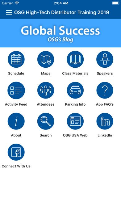 点击获取OSG Events
