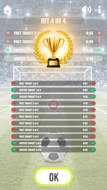 Professional Soccer Player screenshot-4
