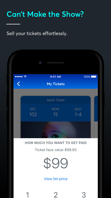 download Ticketmaster-Buy, Sell Tickets apps 5
