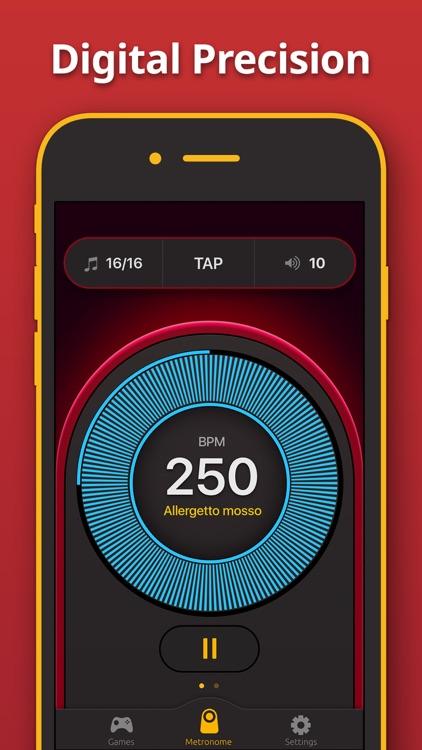 Metronome - BPM & Tap Tempo screenshot-0