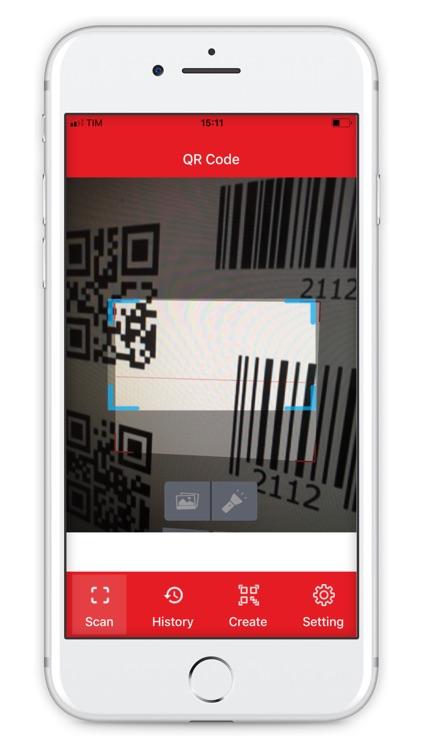 QR Generator - Barcode scanner screenshot-0