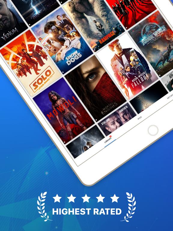 PlayerXtreme Media Player PRO Screenshots