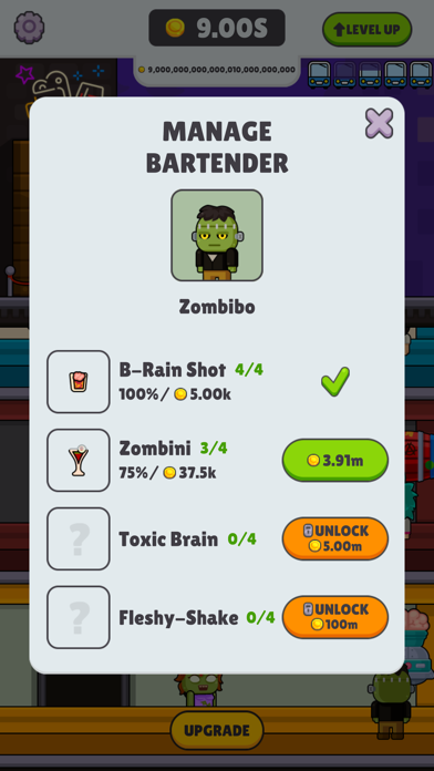 Drink Idle screenshot 2
