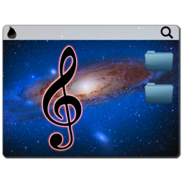 Ícone do app DesktopLyrics