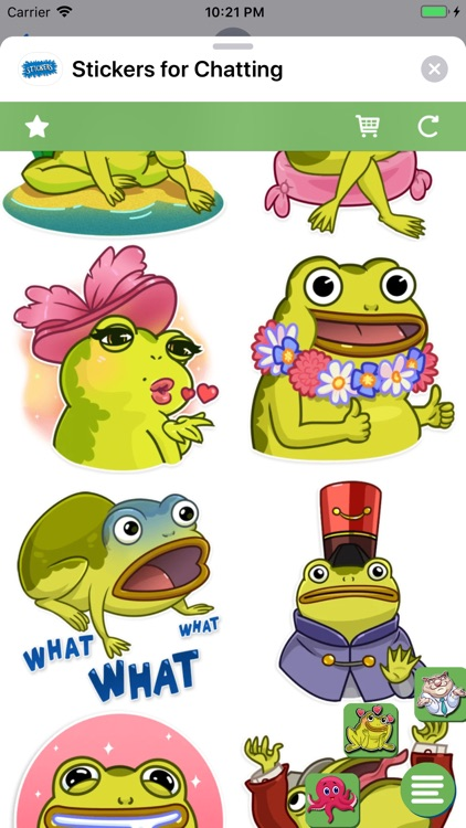 Stickers For Chatting screenshot-8
