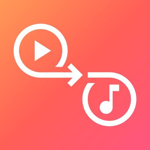 极简音频提取器 - 音频格式转换器