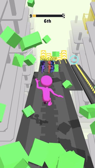 Fall Race 3D screenshot 4