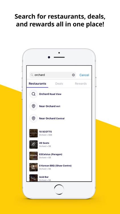 Chope - Discover, Book, Save screenshot-6
