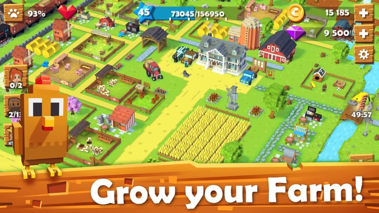 Blocky Farm screenshot-4