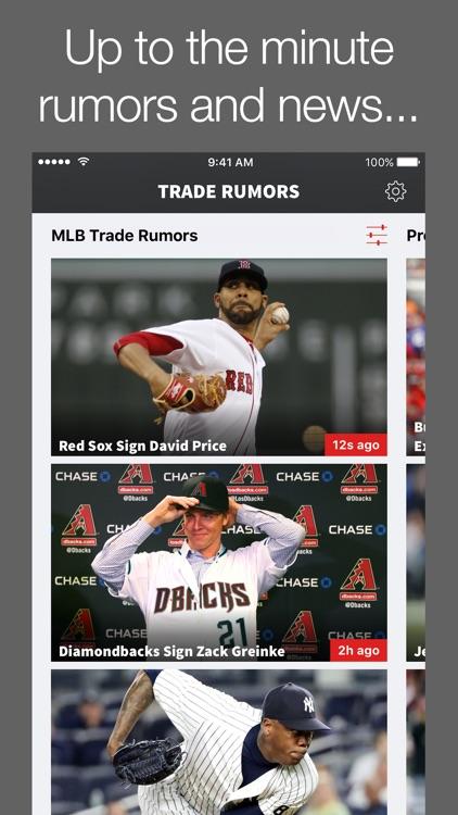 Trade Rumors screenshot-0