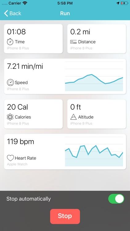 Rebios - GPS Track Running