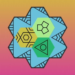 Aurora Hex - Pattern Puzzles
