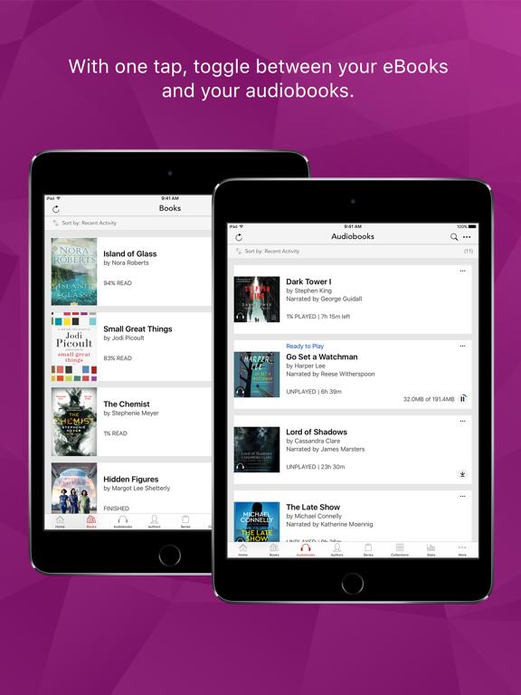Kobo Books screenshot