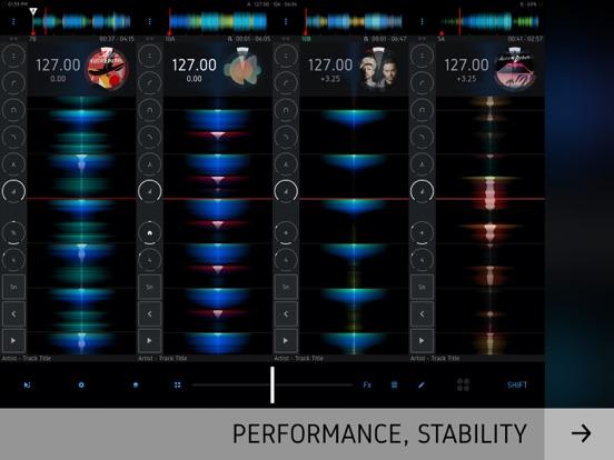 DJ Player Professional screenshot