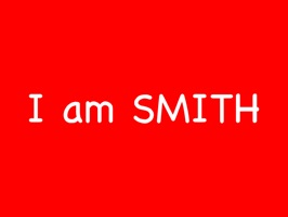 It is a sticker dedicated for Smith
