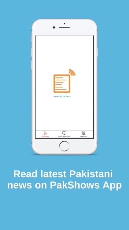 Pakistan News | PakShow screenshot-4