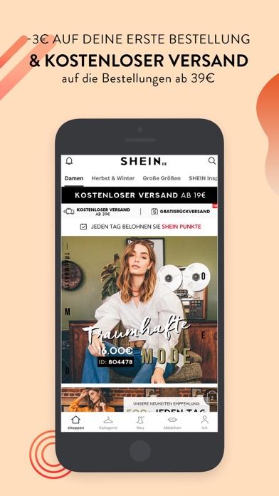 Herunterladen SHEIN-Shopping und Fashion für Pc