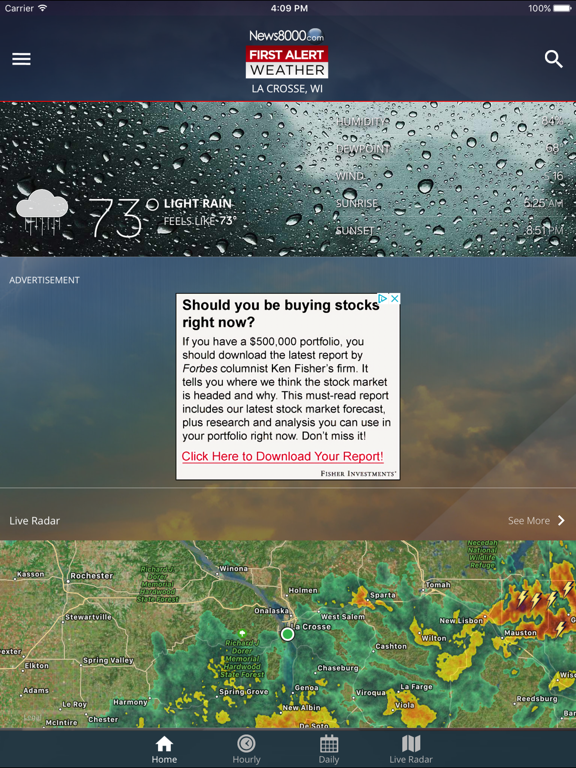 News 8000 First Alert Weather | App Price Drops
