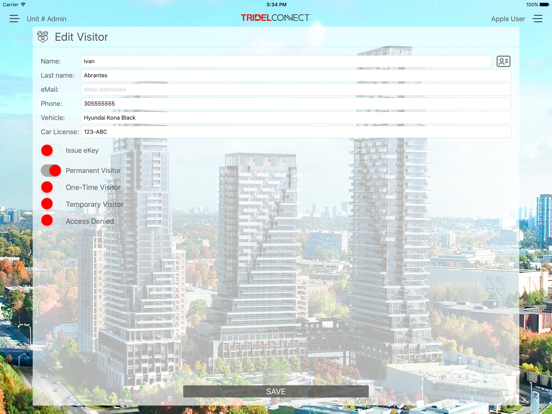 Tridel Connect screenshot 15