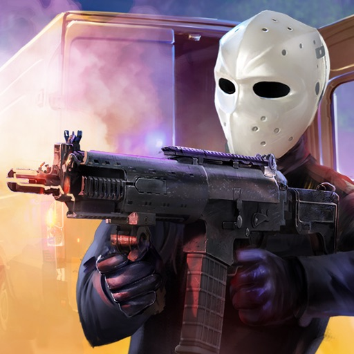 Armed Heist: TPS Shooting Game