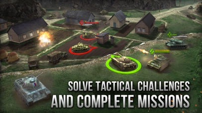 Armor Age: Tank Wars screenshot 4