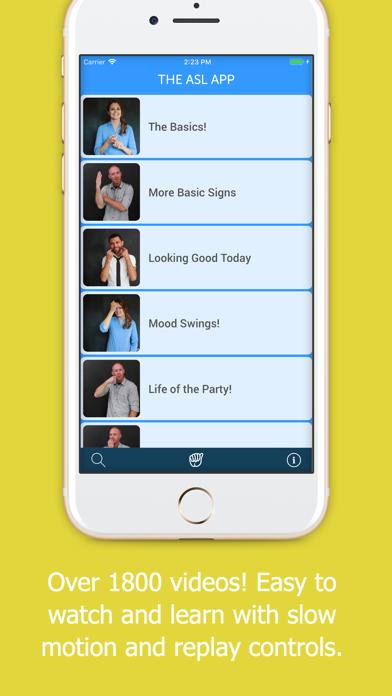 The ASL App-1
