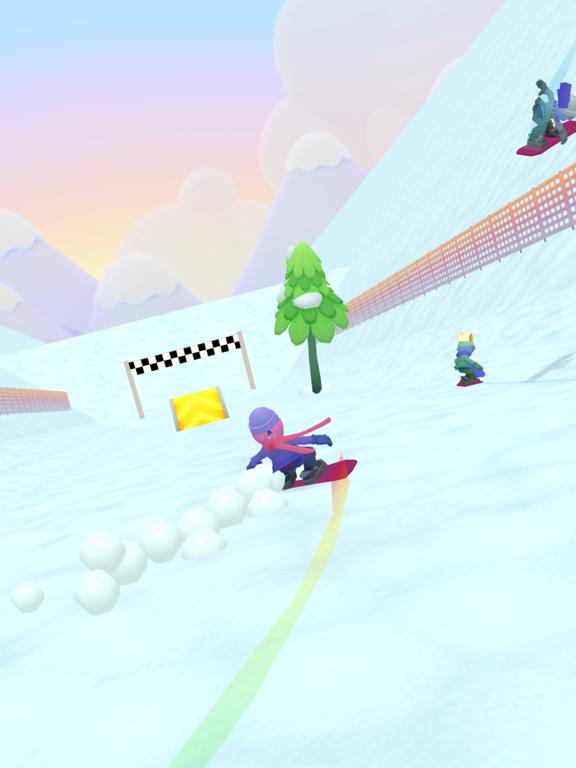 Snow Down! screenshot 5