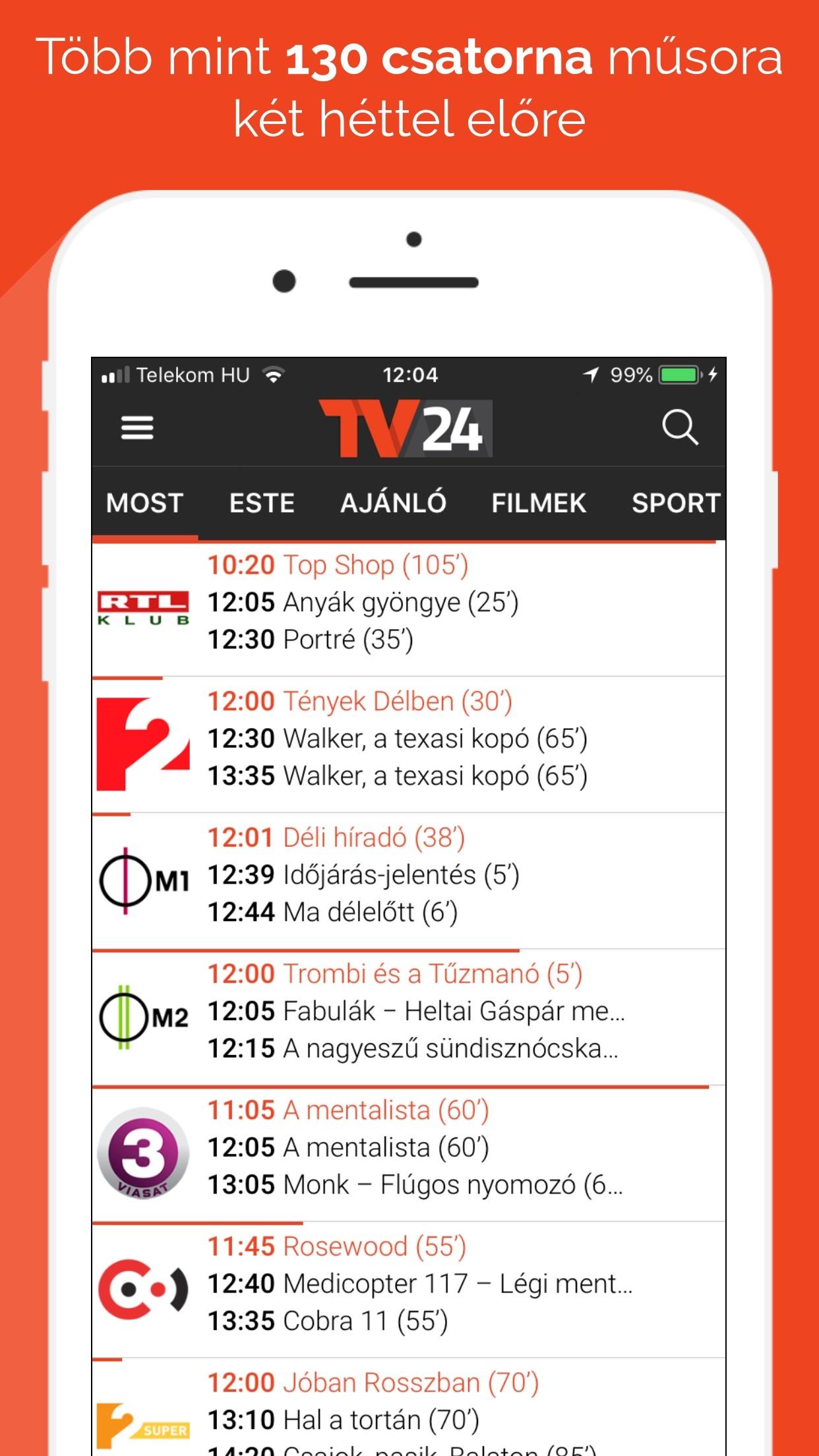 TV24 Screenshot