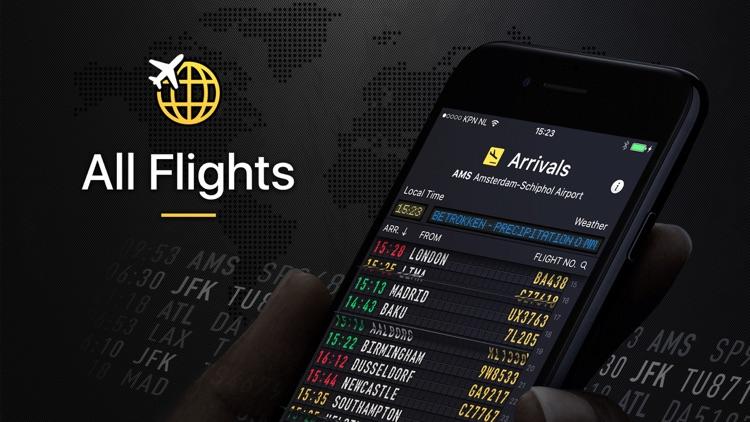 Flight Board Pro screenshot-3