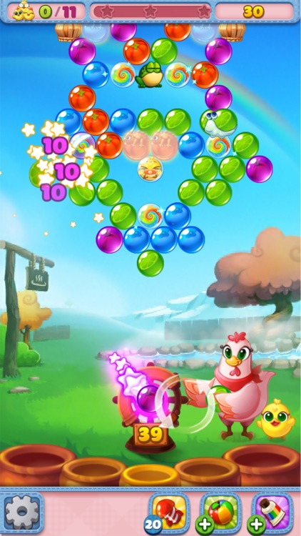 Bubble CoCo: Color Match Pop screenshot-4