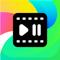 App Icon for Slide Show-Photo & Video Maker App in Denmark IOS App Store