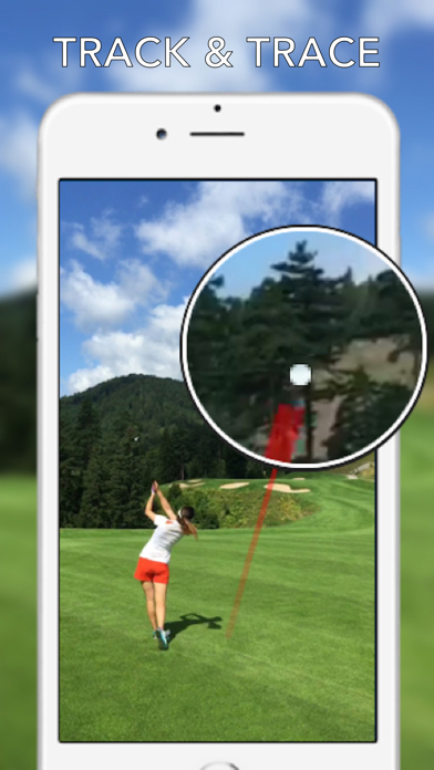 Screenshot for Shot Tracer in Canada App Store