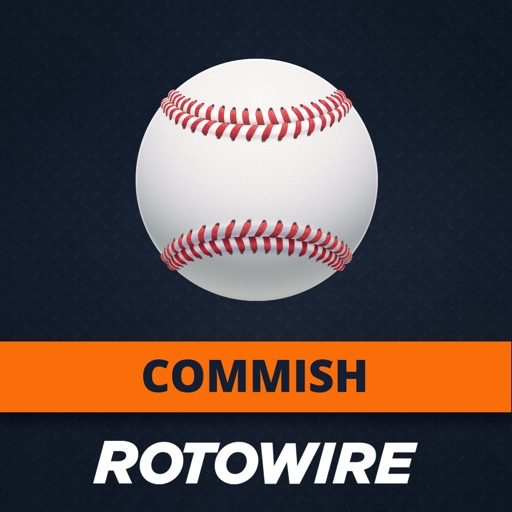 RotoWire Baseball Commissioner icon