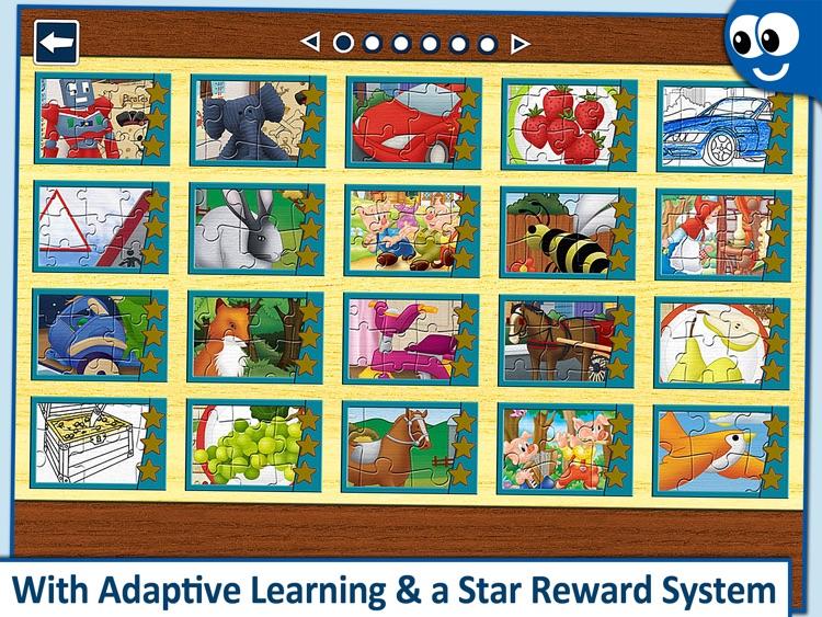 Kids' Jigsaw Puzzles 4+ screenshot-3