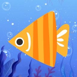小鱼快跑 - 跳跃小游戏