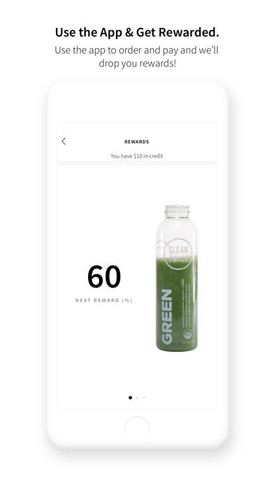 messages.download Clean Juice software