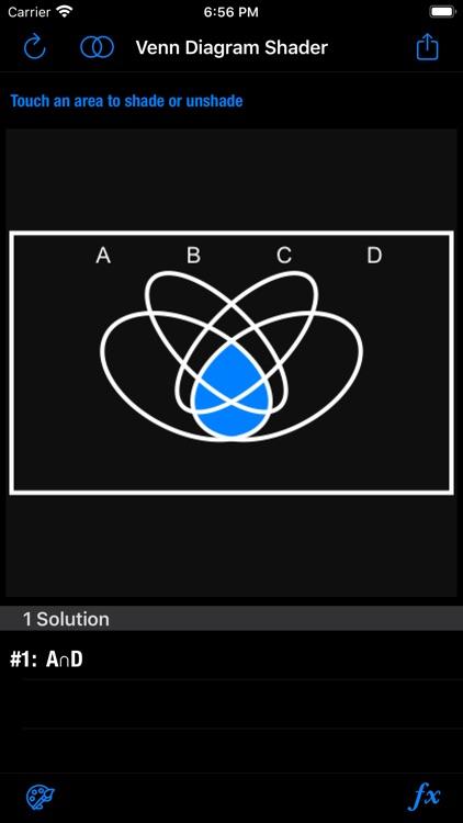 Venn Diagram Shader screenshot-7