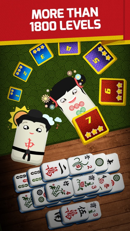 Mahjong Solitaire Puzzle Games screenshot-0