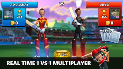 Stick Cricket Live free Gems hack