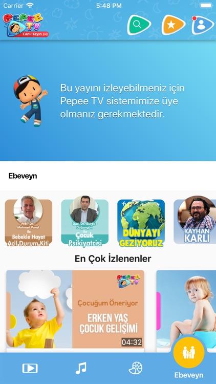 Pepee TV screenshot-3