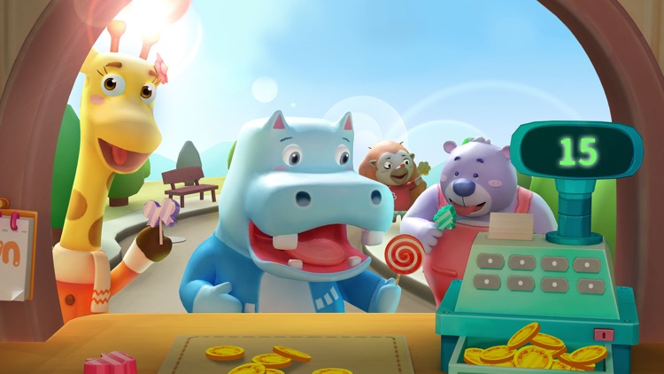Candy Factory-Super Panda Game screenshot-4
