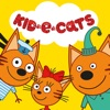 Kid-E-Catsピクニック! 猫の動物ゲーム! 子猫教育