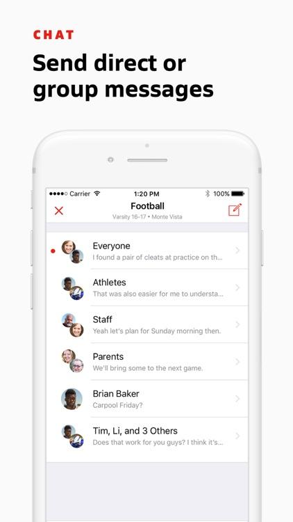 Teams by MaxPreps screenshot-0
