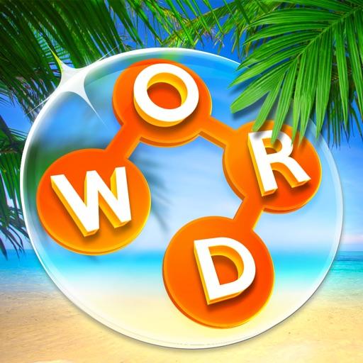 Wordscapes app logo