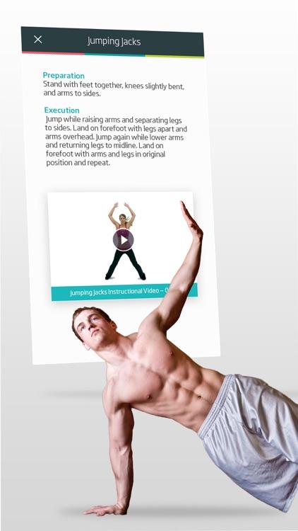 7 Minute Workout Fat Burner screenshot-3
