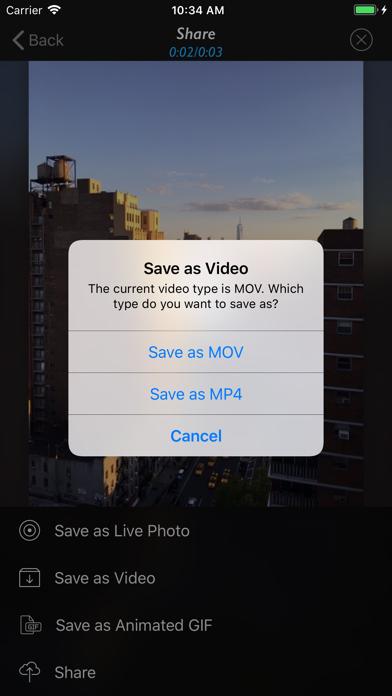 Live Convert Screenshots