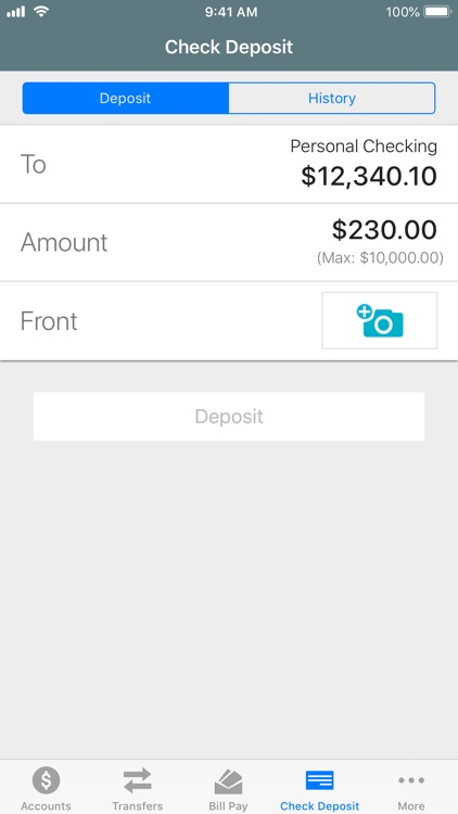 Black Hills FCU Mobile Banking screenshot-7
