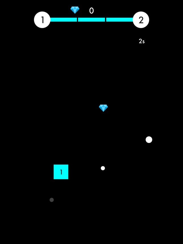 Block Bloops, game for IOS