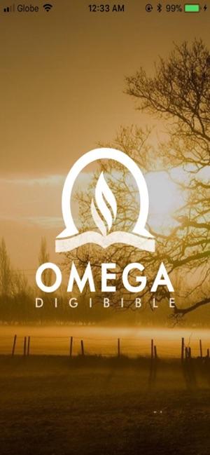 Omega Digi Bible on the App Store