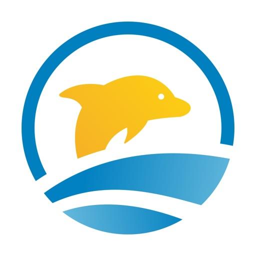Ferries on line app logo